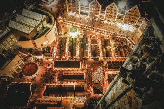Ulm Weihnachtsmarkt.Weihnachtsmarkt Ulm Bildergalerie